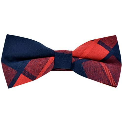 Goldatila Men's Ties, Cummerbunds & Pocket Squares Mens Science and Self-Tie Silk Bow Tie Floral Cummerbund