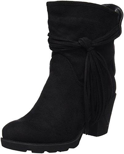 Sotoalto Bohom, Bottines Femme Noir (Black)
