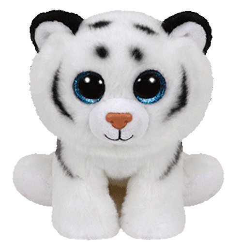Ty Beanie Babies Tundra - White Tiger by Ty