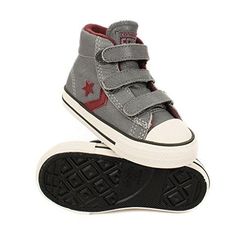 STAR PLAYER EV MID - Chaussures Bébé Fille Converse Marron