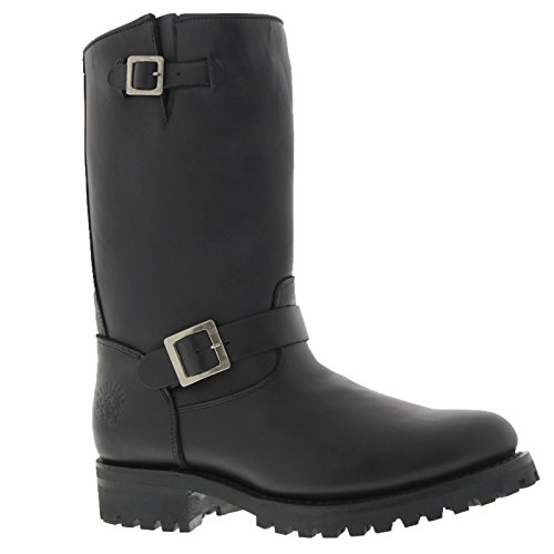 Grinders Womens Wild One Leather Boots