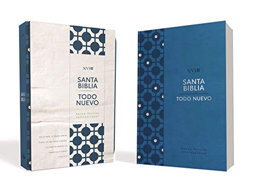 NVI Biblia del Nuevo Creyente 'todo Nuevo', Edición Soft Touch, Leathersoft
