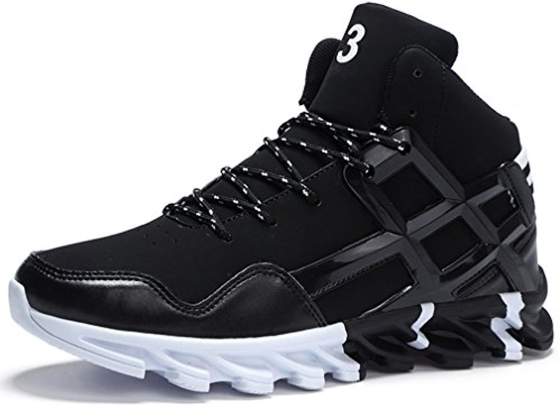 PORTANT High Top Sportlich Sneaker für Männer 3 Farben 38 43