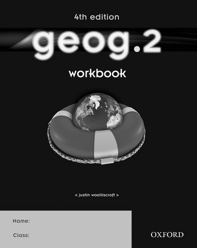 geog.2 Workbook (Pack of 10) (Geog 4th Edition)