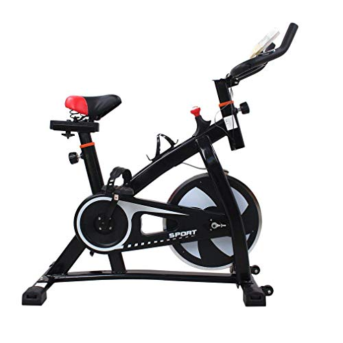 Poncherish S300 Indoor Cycling Bike mit 8 kg Schwungrad. Heimtrainer Fitness-Bike Cardio-Bike Fahrrad-Trainer max bis 200 kg belastbar - Indoor-fahrrad-trainer