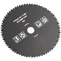 UKCOCO Hojas de sierra HSS Discos de corte de hoja de sierra circular Mandril Herramienta rotativa 85 mm