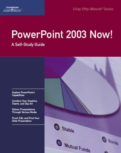 Getting Started W/Powerpoint (Crisp Fifty-minute Series) por Course Technology Ilt