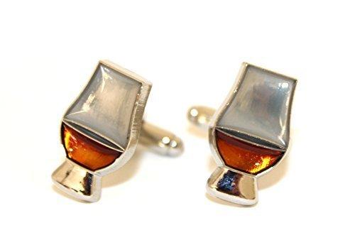 Recompensados vaso Whisky esmaltado T-bar Gemelos