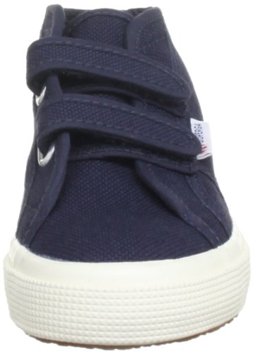 Superga 2754- JVEL CLASSIC S0003G0 Unisex-Kinder Sneaker Blau (Navy 933)