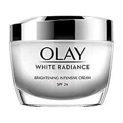 Olay White Radiance Advanced Fairness Brightening Intensive Cream, 50g