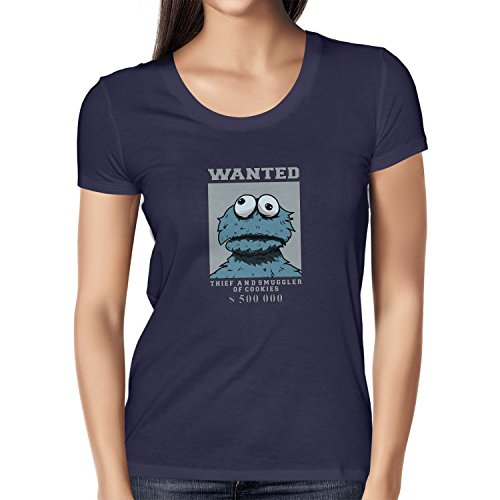 Dead Cookie Monster - Texlab Wanted Thief and Smuggler of