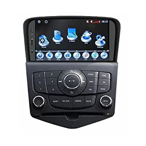 koolertron-autoradio DVD pour Chevrolet Cruze, LACETTI II DVD GPS système de navigation avec écran tactile