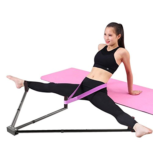 yangGradel Beinspreizer,Beinspreizer Spagat, Ballett Leg Extension Machine Flexibilität Ausbildung Split Legs Ligament Stretcher