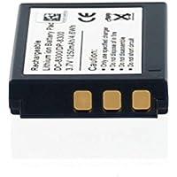 Batterie compatible avec Rollei RCP-8427x W avec/3,7V/1000mAh Li-Ion