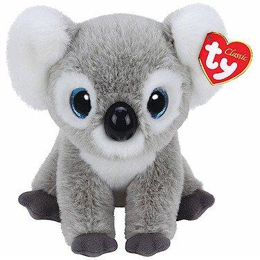 Ty – Beanie Babies – Kookoo le Bébé Koala – Peluche 25 cm