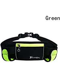 2018 Waist Bags Running Fanny Pack Women Waist Pack Pouch Belt Bag Men Purse Mobile Phone Pocket Case Camping...