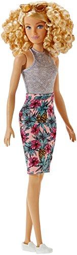Barbie - Muñeca fashionista Piña fashion (Mattel FJF35)