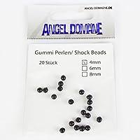Fliegenbinden Tungsten Weich Standard Perlen Gummi