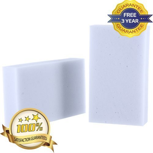 Magic Sponge with Stain Cleaning Eraser by supertvproducts14 -