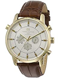 Tommy Hilfiger Analog White Dial Men's Watch - NATH1790874