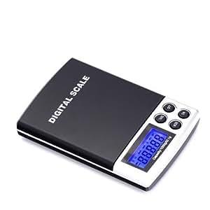 COLEMETER® Balance Electronique De Précision LCD Numérique 1000g/0.1g Thé [Cuisine]