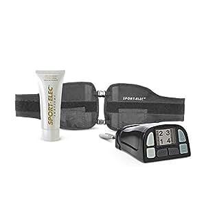 Sport-Elec - BCS - Electrostimulateur ceinture abdominale mixte multiposition