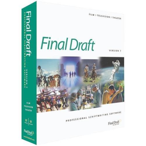 Final Draft International Version 7.0 Test