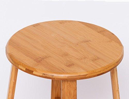 Anna sedia per bambini semplice sgabello moderno in legno di