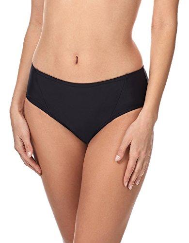 Merry Style Damen Bikini Slip 18 (Schwarz (9240), 42) Schwarze Damen-slip