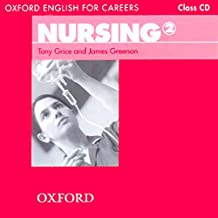 Oxford English for Careers : Nursing, Level 2, Class Audio-CD