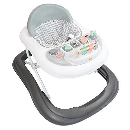 Todeco - Trotteur pour Bébés, Centre d'Activités pour bébés - Tranche d'âge: 6 à 18 mois -...
