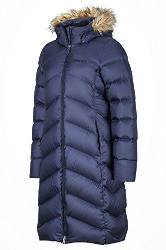 Marmot Damen Wm's Montreaux Coat Daunenmantel , Blau (Midnight Navy), XS - 3
