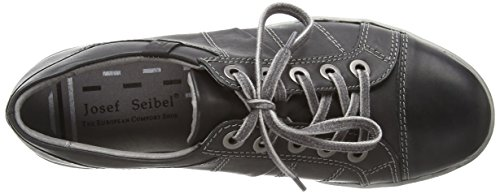 Josef Seibel Dany 05 Damen Sneakers Schwarz (600 schwarz)