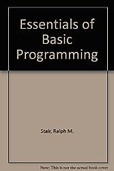 Essentials of Basic Programming
