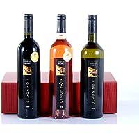 Coffret Bouteilles de Vin Démon Noir