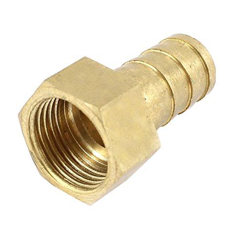 Sourcingmap a14070800ux0842-3/8 npt hembra de conexión rápida del tubo de gas combustible y aire para manguera de 12 mm