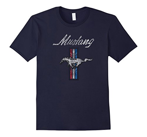mens-ford-mustang-t-shirt-classic-look-style-27946-2xl-navy