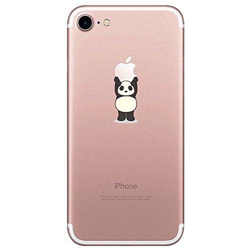 iPhone 7 Hülle , Qissy® Transparent Weiche Silikon Schutzhülle TPU Bumper Case Leichte kratzfeste stoßdämpfende Hülle (iPhone 7, 3) 10