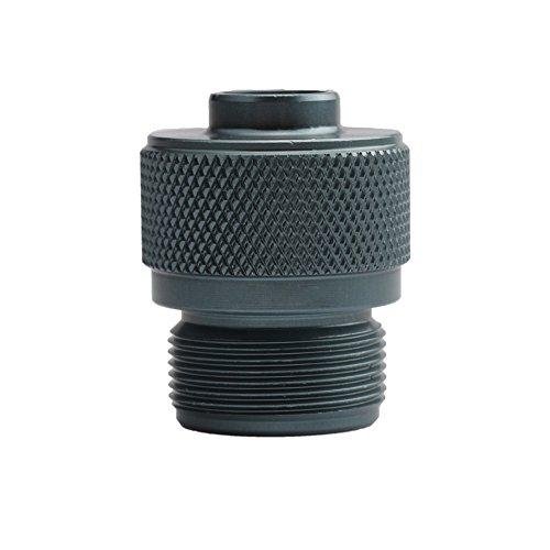 Propan-gas-kanister (Cutogain Camping Gaskocher Adapter Ventil Kanister auf 1L grün Propan Tank/Welding Torch MAPP Gas Dosen)