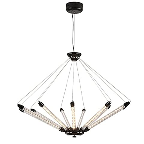 Modern Simple Style Living Room LED Chandelier Originality Personality Postmodern