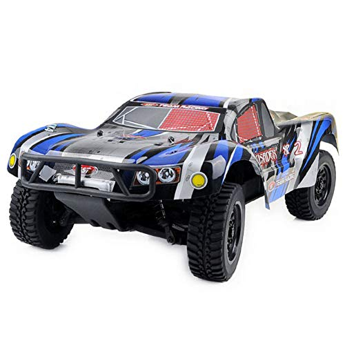 FTOPS 1:10 RC Auto RTR High Speed Racing Monster Truck 4WD Rock Crawler Offroad Düne Buggy Full Scale 2.4G Fernbedienung Hobby Spielzeug Für Kinder & Erwachsene - Rc Crawler Rock 1 Rtr 10