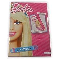 Colchón flotador / Almohadilla de baño / Colchoneta con Barbie en Humor de verano