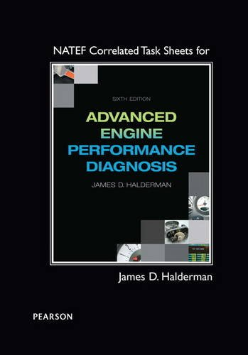 NATEF Correlated Task Sheets for Advanced Engine Performance Diagnosis: NATE Corr Task Shee SSP_6