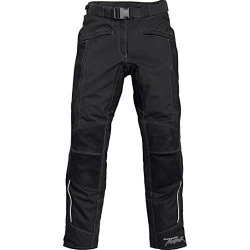 MOHAWK Motorradhose Motorradschutzhose Touren Damen Leder-/Textilhose 2.0 schwarz L