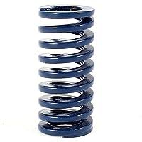 Molde rectangular de compresión de alta resistencia, color azul (TL 35 mm) de Wuudi.