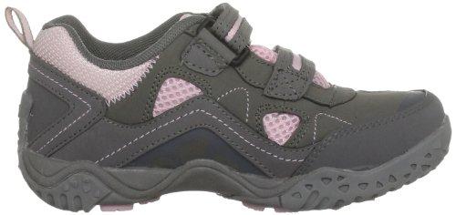 Hi-Tec Tt Ez Sport Jr, Scarpe da Escursionismo Unisex – Bambini grigio (Grau (Hot Grey/Candy/Bubblicious))