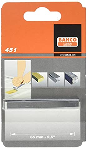 Lame Grattoir Bahco - Bahco 451 – Lame grattoir double Filo