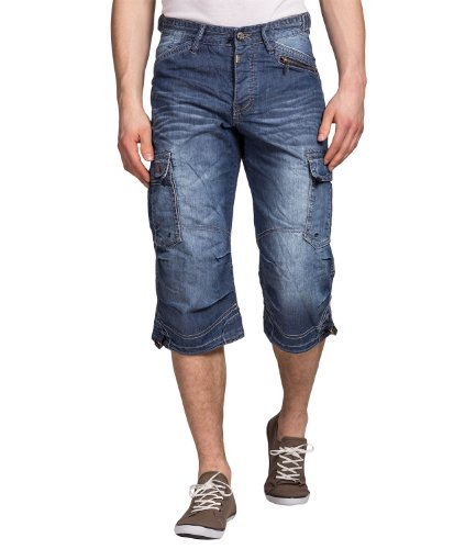 Timezone - Jeans - Relaxed Homme Bleu - Blau (blue ray 3517)