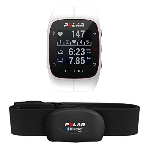 Polar M400 - GPS and heart rate monitor