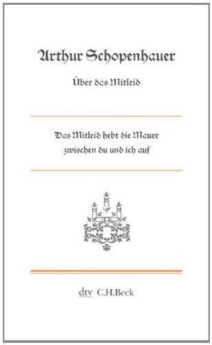 Buchseite und Rezensionen zu 'Über das Mitleid (dtv Belletristik)' von Arthur Schopenhauer